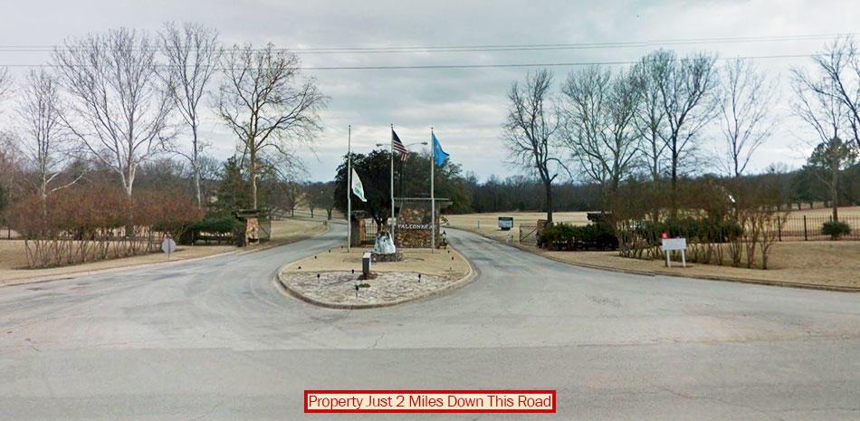 Beautiful Southern Oklahoma Tree Covered Lot - Image 3