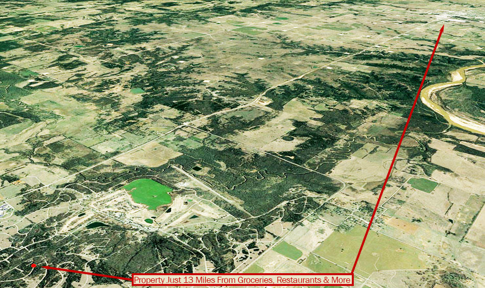 Beautiful Southern Oklahoma Tree Covered Lot - Image 4