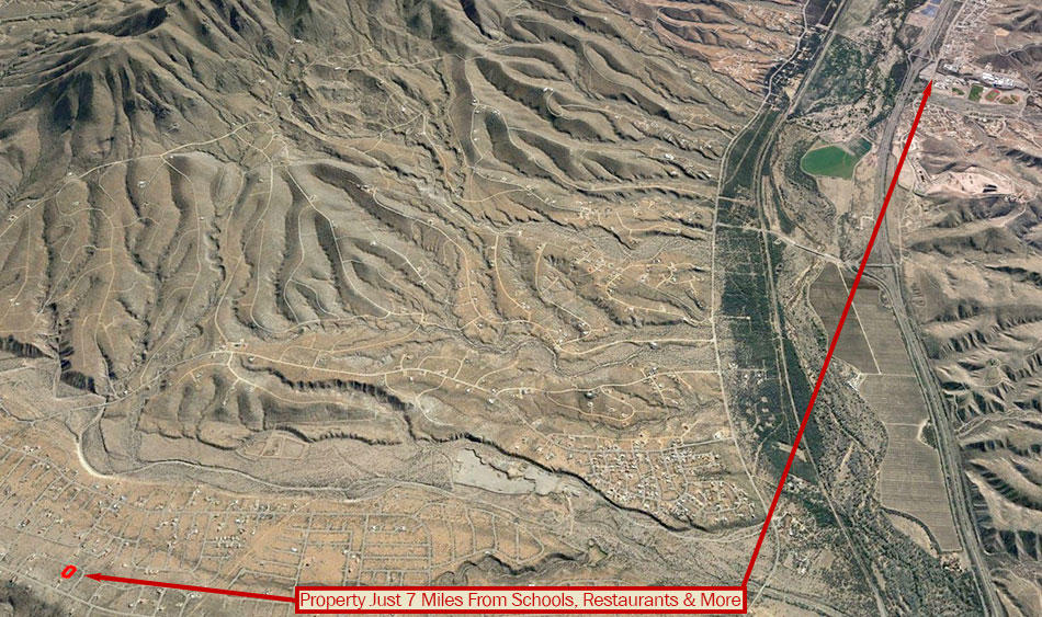 Residential Lot in Rio Rico - Image 4
