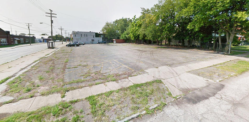 Fully Paved Commercial Cleveland Lot - Image 3