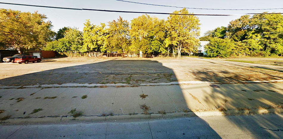 Fully Paved Commercial Cleveland Lot - Image 4