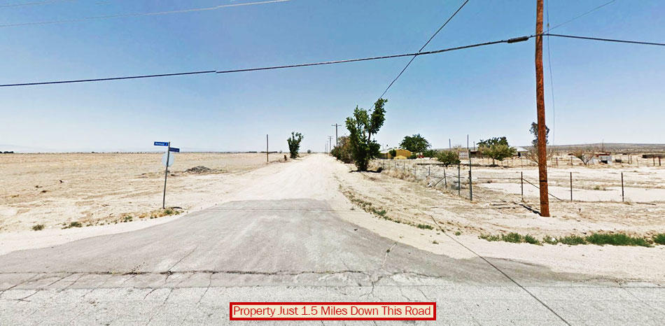 2 1/2 Wide-Open Acres 30 minutes from Lancaster and Palmdale - Image 4