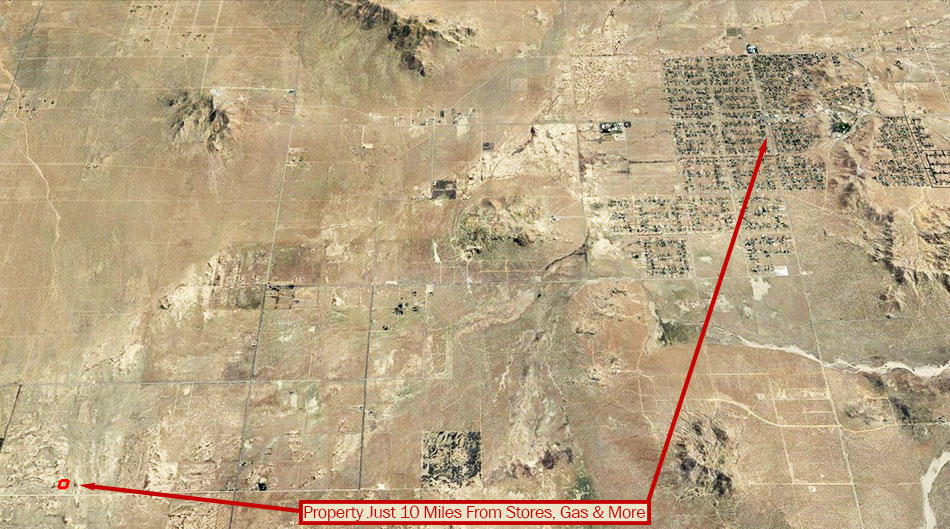 2 1/2 Wide-Open Acres 30 minutes from Lancaster and Palmdale - Image 5