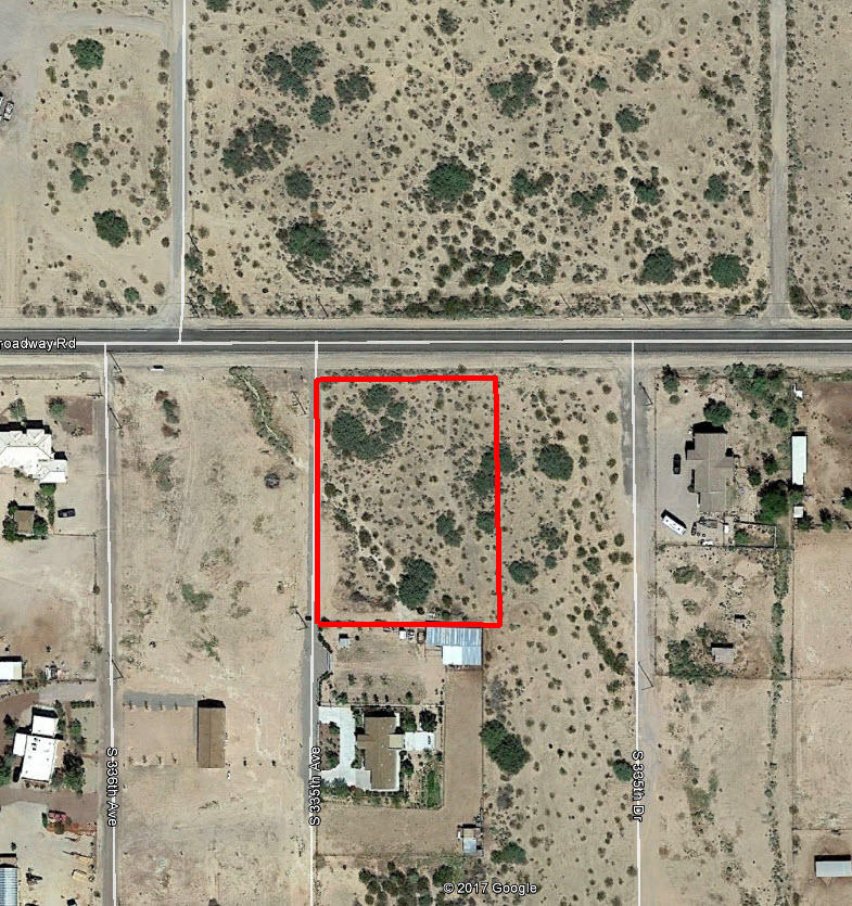 Corner Lot Near Tonopah Over an Acre in Size - Image 1