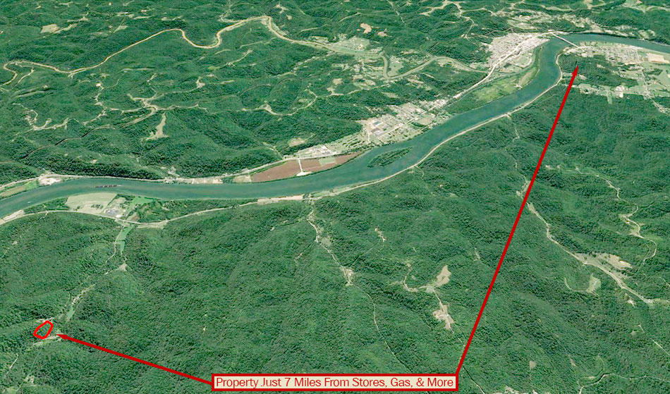Three Acres of Treed Land Near Ohio River - Image 4