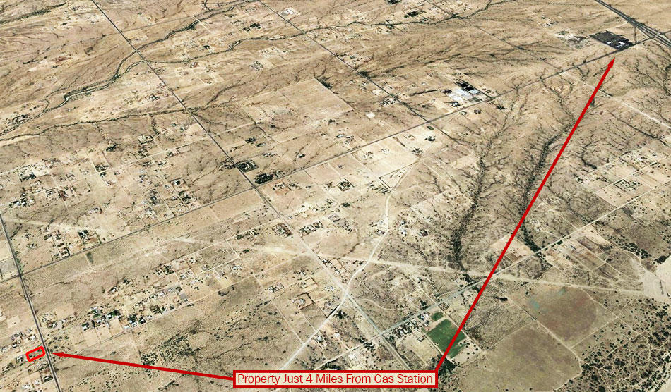 Corner Lot Near Tonopah Over an Acre in Size - Image 5