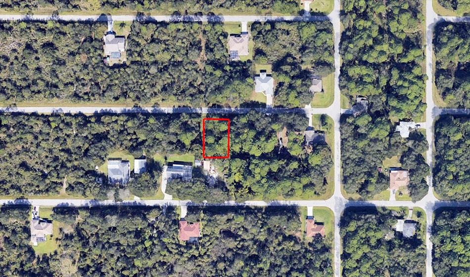 Neighborhood Lot in Port Charlotte - Image 2