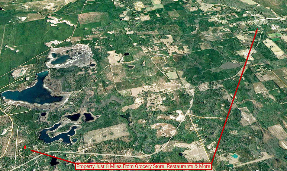 Breathtaking Half Acre North Florida Property - Image 3