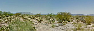 One Acre Parcel Less Than an Hour Outside of Tucson