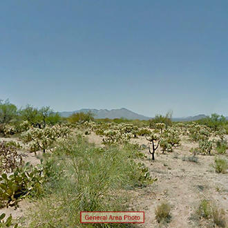 One Acre Parcel Less Than an Hour Outside of Tucson - Image 1