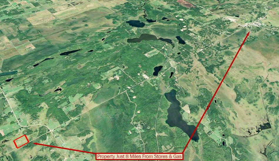 Huge 40 Acre Fleming Minnesota Property - Image 5