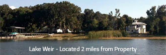 Property Near Lake Weir in Established Residential Area