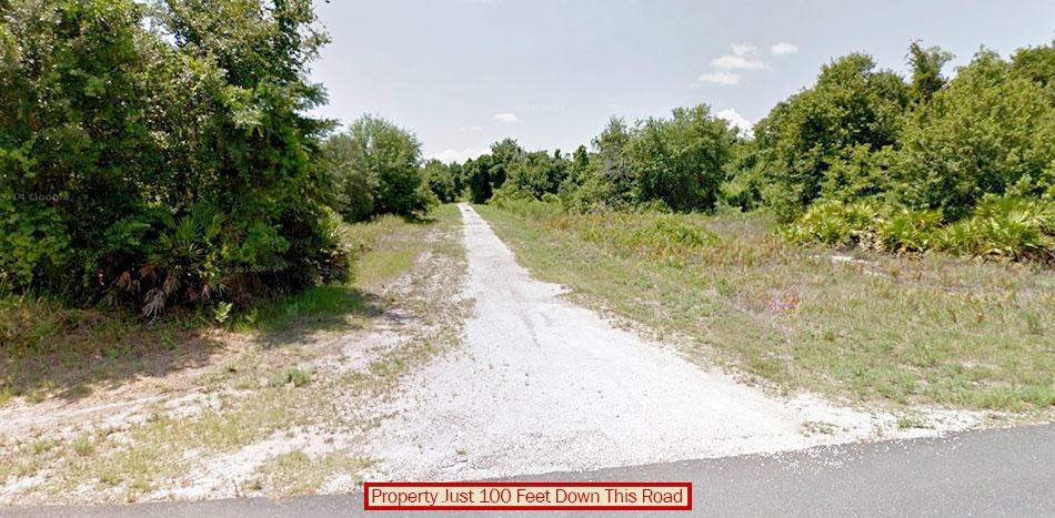 Amazing 7 Acres Near Gorgeous Lakes - Image 5