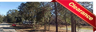 Parcel in Chiefland FL Close to Recreation