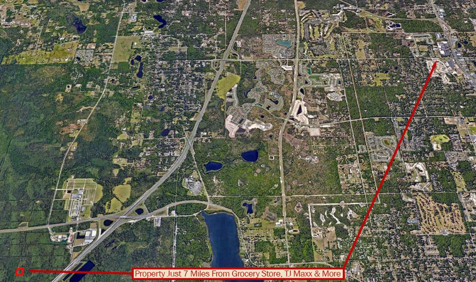 Fabulous Two Acres Near Daytona Beach - Image 4