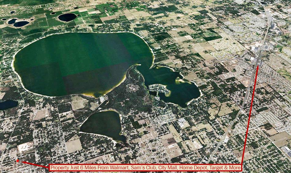Quiet Homesite Near Lake Weir - Image 5