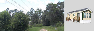 Treed Florida Lot Near an Abundance of Lakes
