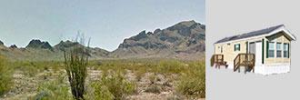 Rural Arizona Parcel 90 Minutes from Phoenix