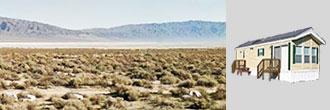 Five Acre California Land Near Trona