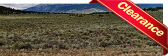 Spectacular Acreage in the High Desert