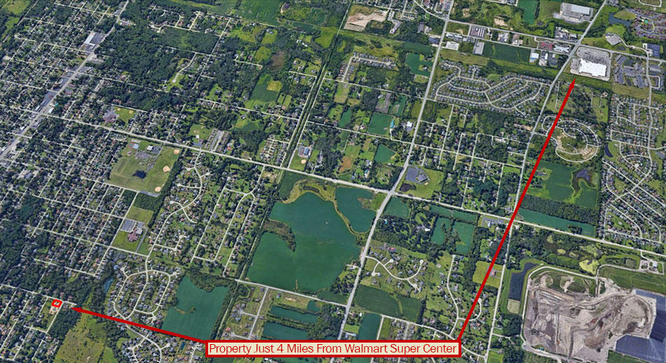 Enticing Land Deal Near Lake Michigan - Image 3