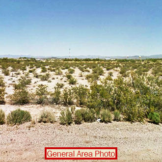 Private Quarter Acre Beneath Warm Desert Sky - Image 0