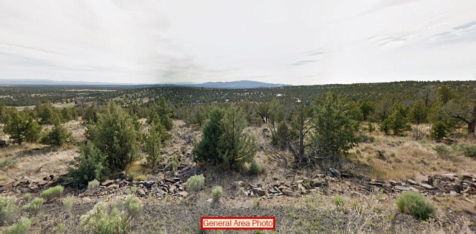 Five Acre Parcel About 17 Miles Southeast of Prineville - Image 2