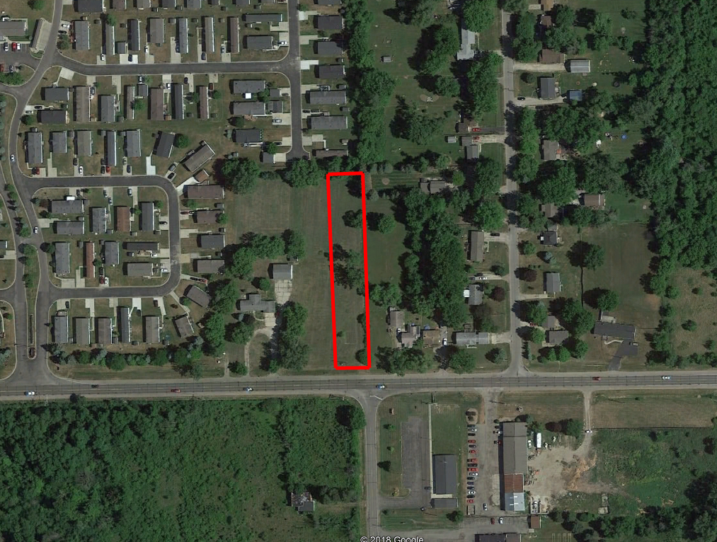 Perfect Land Opportunity on More Than Half Acre - Image 1