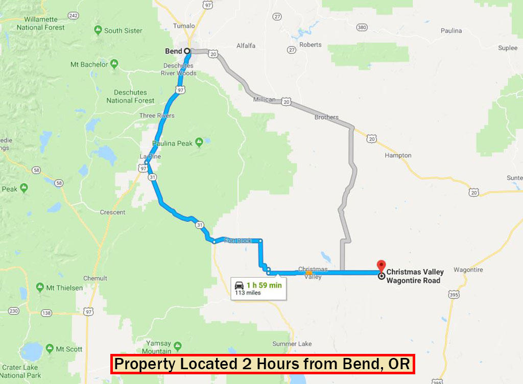 Beautiful 4 Acres of Fertile Oregon Land - Image 3