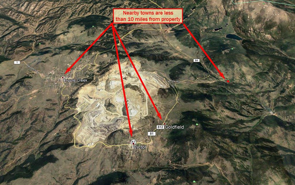 Rugged Mountain Land Near Charming Community - Image 5