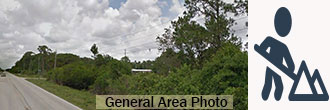 Treed lot near lakes and golf courses