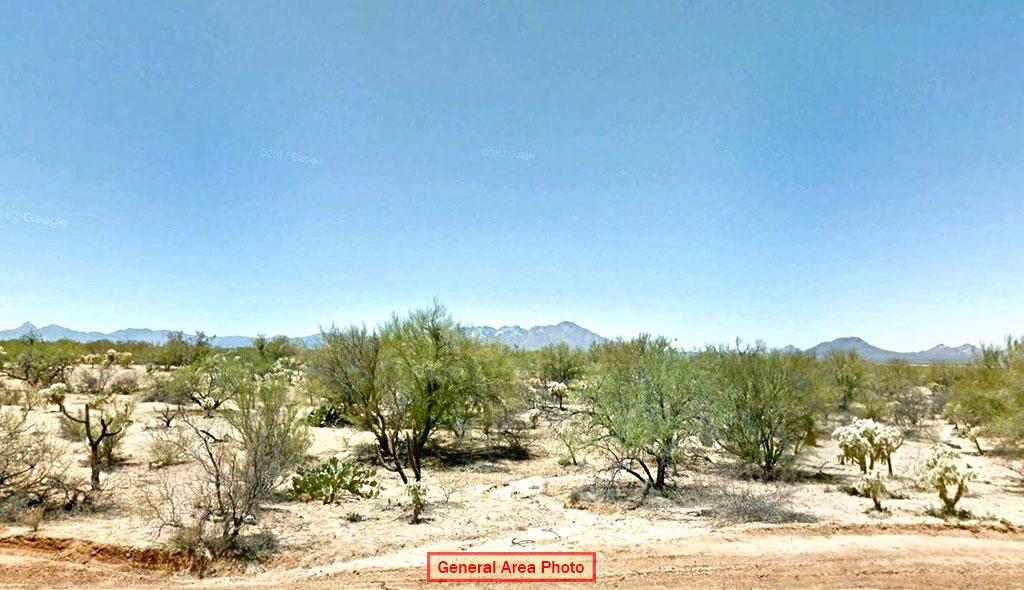 Stunning 1 Acre Parcel Under Desert Stars - Image 4
