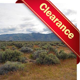 Serene Desert Lot in Rural California - Image 1