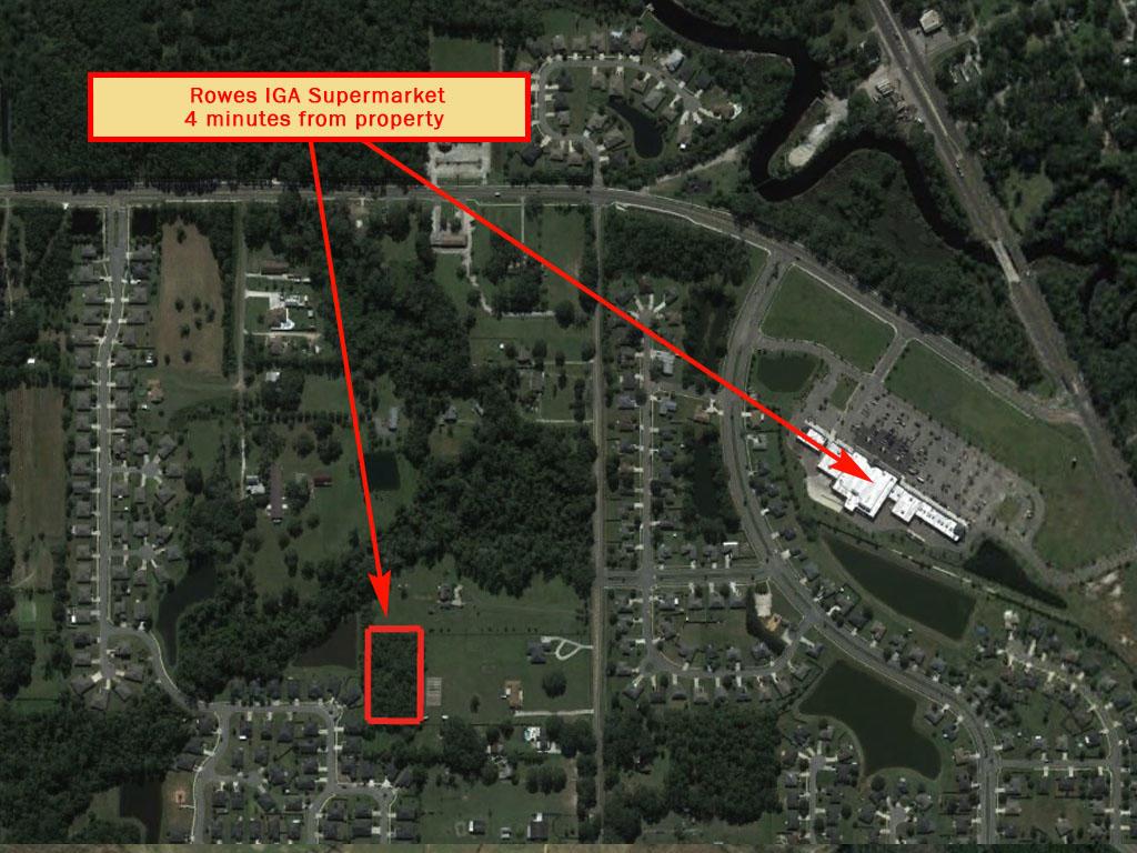 Remarkable 1 Acre Parcel in Jacksonville - Image 4