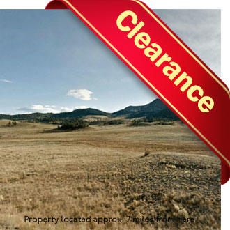 3+ Acre Colorado Mountain Gem - Image 1