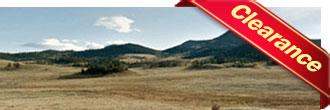 3+ Acre Colorado Mountain Gem