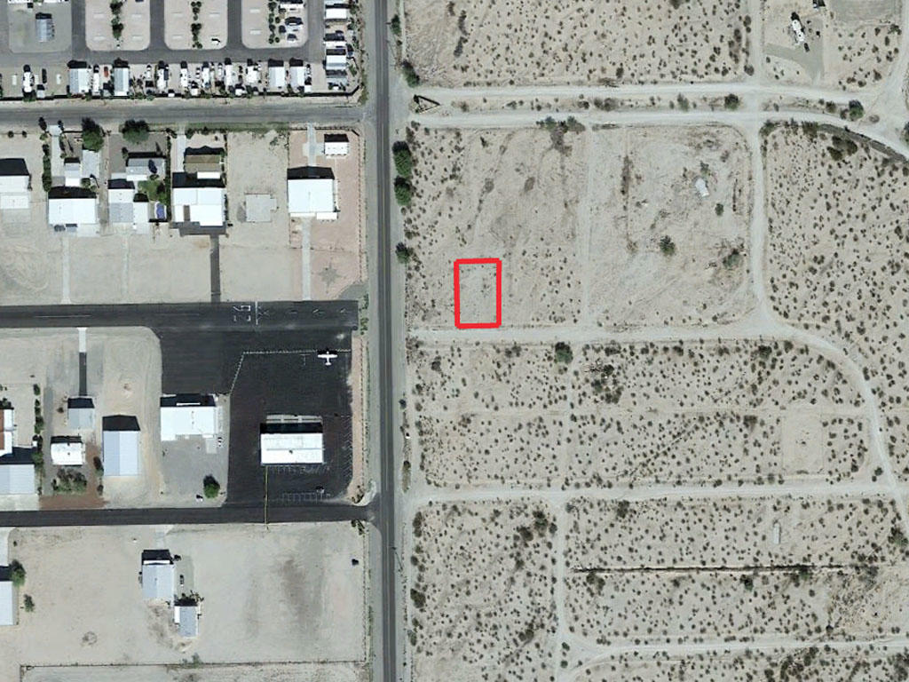 Nearly Quarter Acre of Prime Desert Real Estate - Image 2