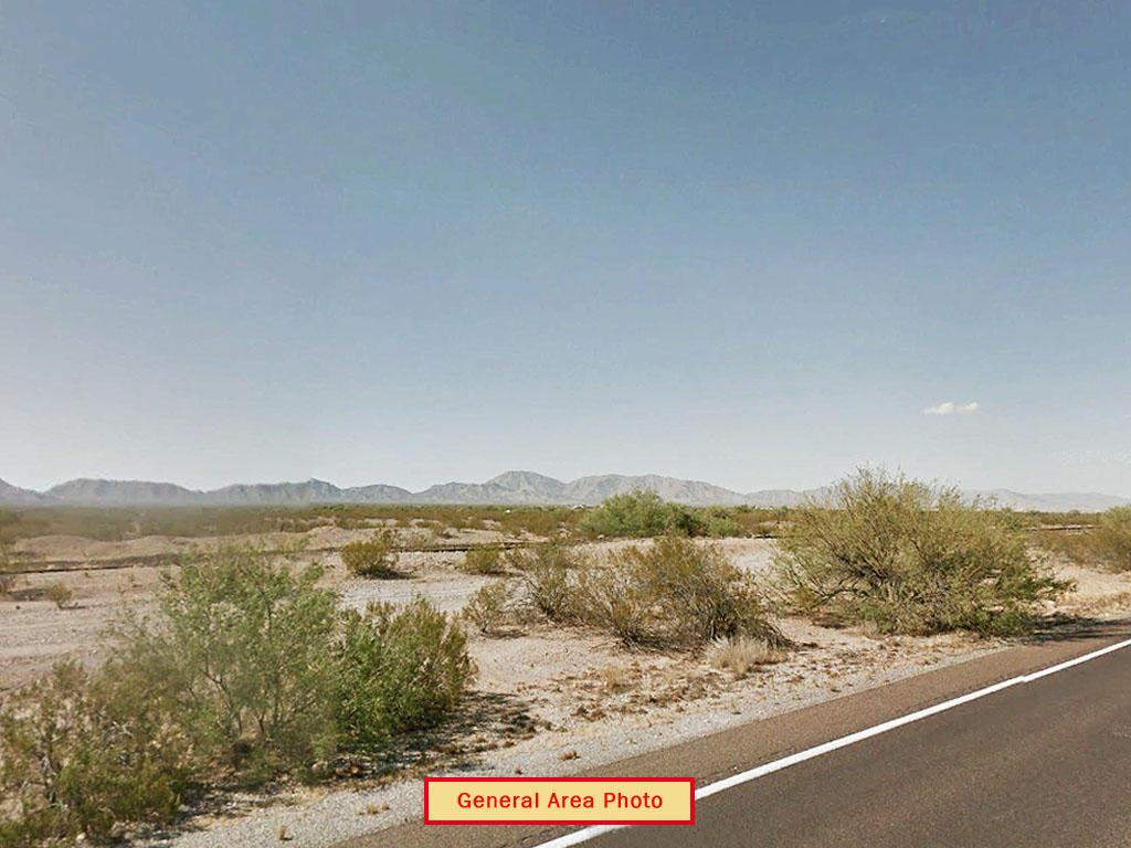 SW Arizona Lot Under Striking Desert Sky - Image 2