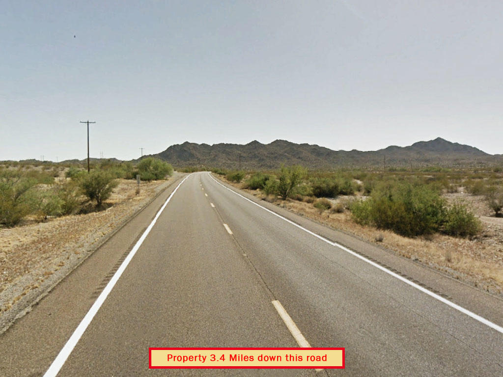 SW Arizona Lot Under Striking Desert Sky - Image 3