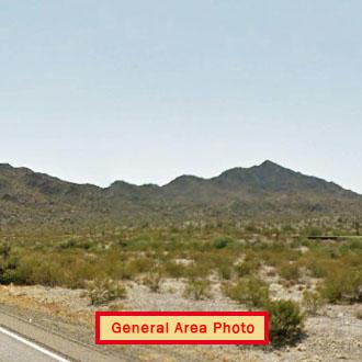 SW Arizona Lot Under Striking Desert Sky - Image 0