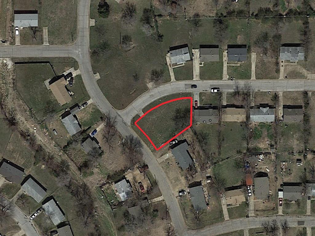Development Ready Corner Lot in Tulsa - Image 1