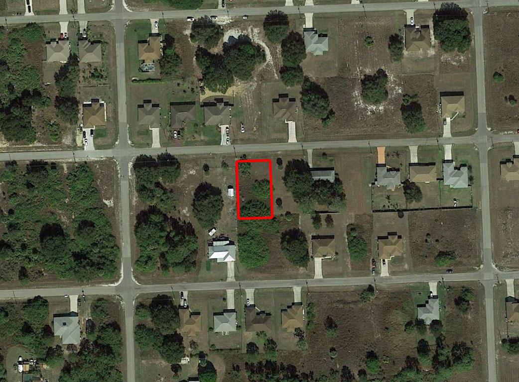Quarter Acre Lehigh Acres Homesite - Image 2