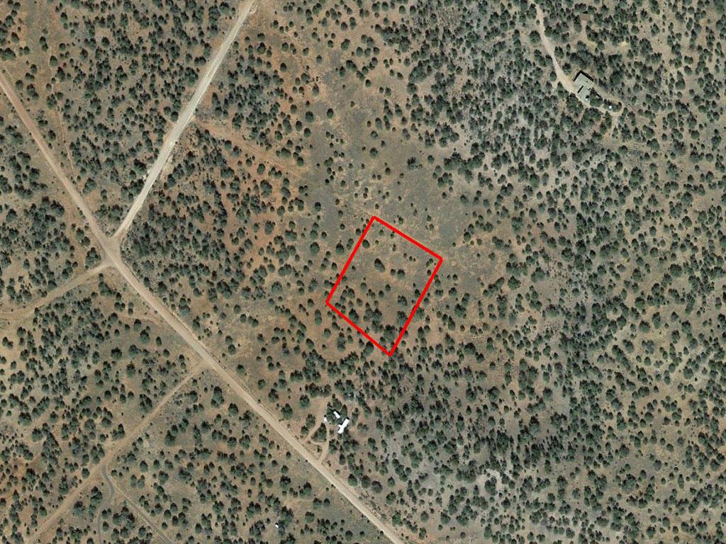 Over Two Acre Yavapai Arizona Parcel - Image 1