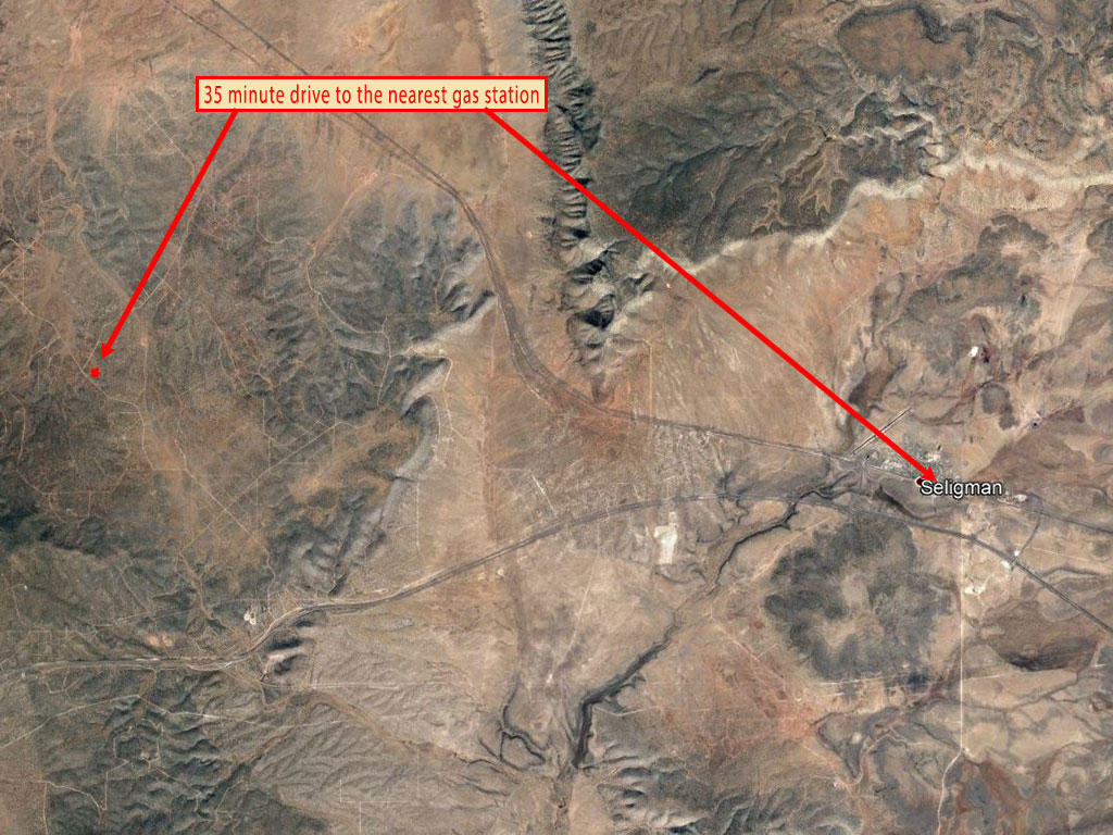 Over Two Acre Yavapai Arizona Parcel - Image 4