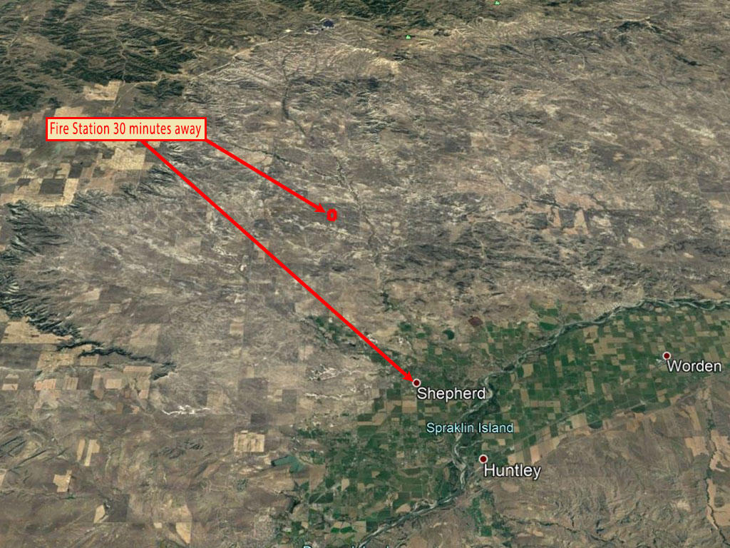 Huge 80 Acre Yellowstone Montana Tract - Image 5