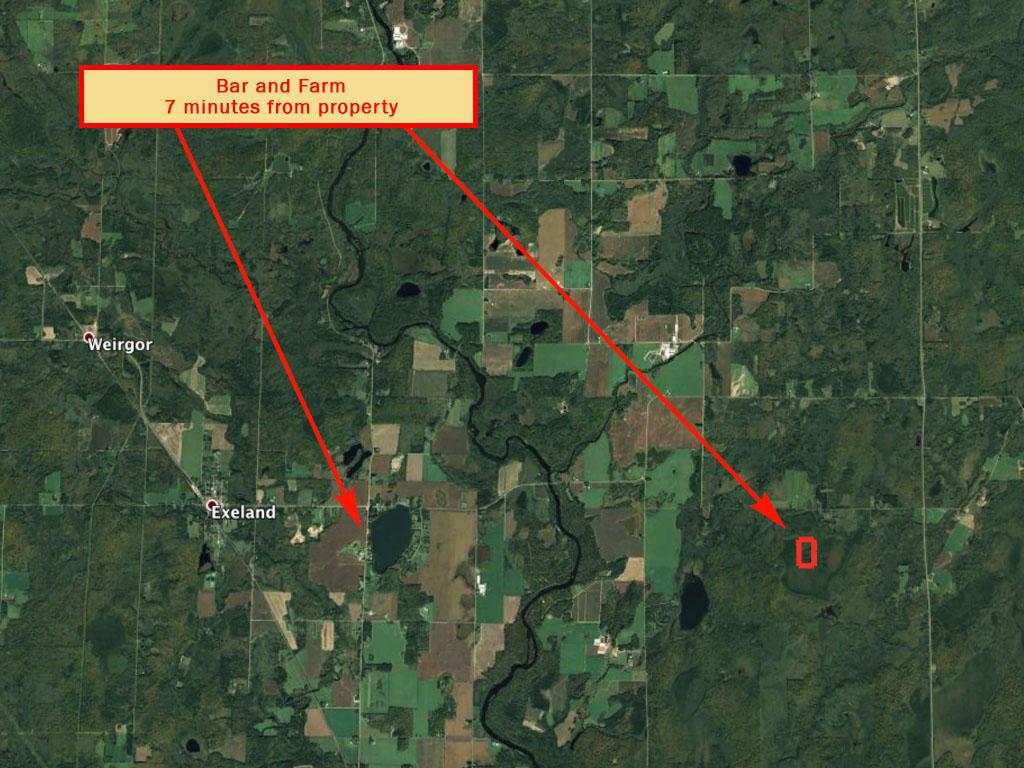 Wisconsin Timberland Near White Birch Lake - Image 5