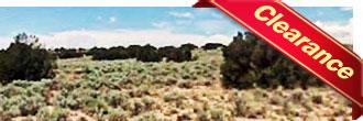 Amazing 4 Acres of Serene Desert Land