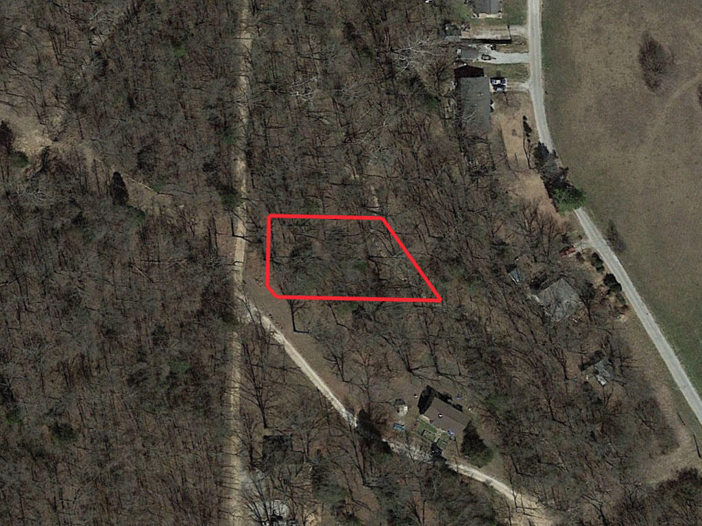 Almost Half Acre Property South of Beaver Lake - Image 1