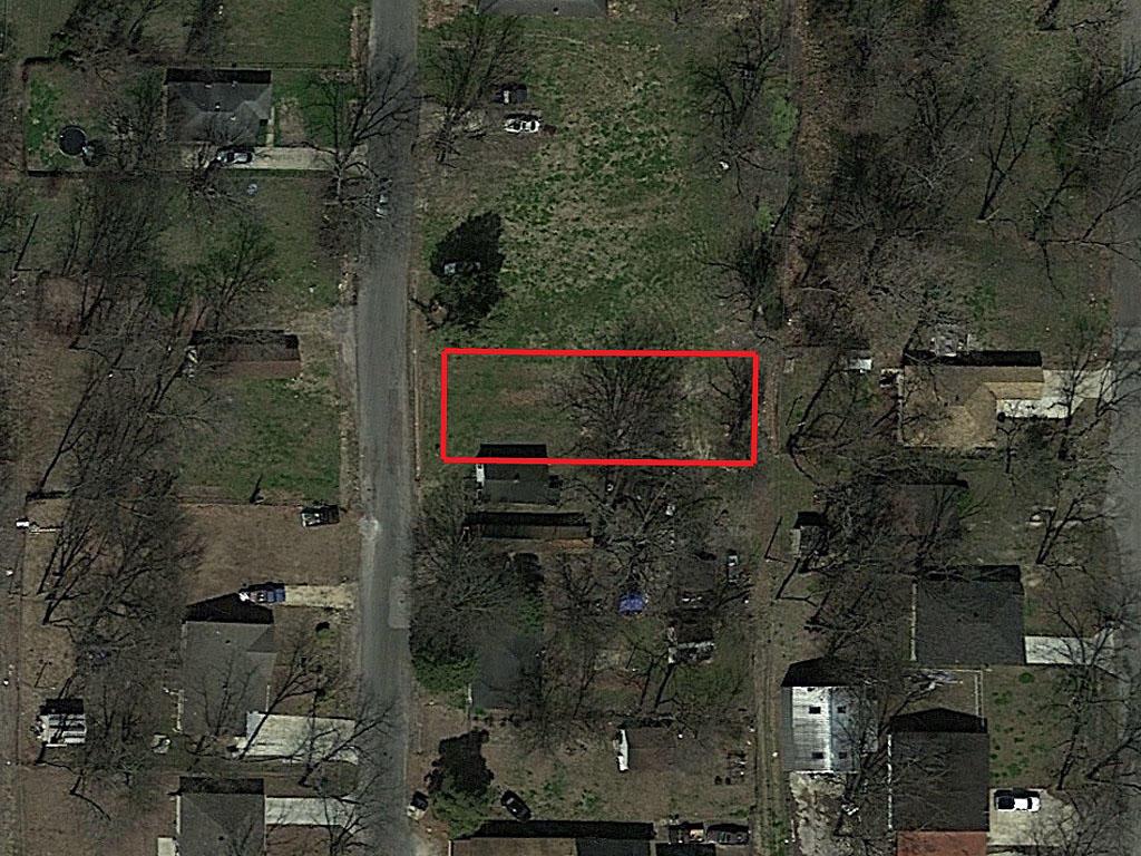 West Memphis Arkansas City Lot - Image 2