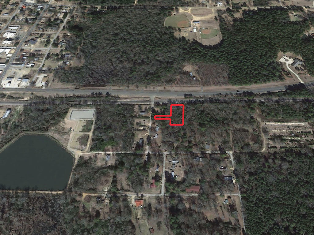 Over Quarter Acre Lewisville City Lot - Image 3